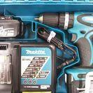 マキタ14.4v充電式振動ドライバードリルHP440RFX