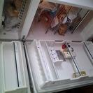 レトロな冷蔵庫差し上げます