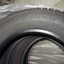 スタットレスタイヤ175 65R14ヨコハマブルーアースほぼ新品×4本