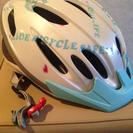 女児用ヘルメット