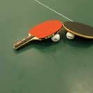 【卓球】無料で教えます!!マンツーマン個人レッスン※グループレッスンも可