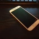 【docomo】SC-05G Galaxy S6 ホワイト 美品・...