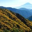 ガイドと行く 少人数限定 絶景紅葉の南アルプス3泊4日 荒川三山、赤石岳