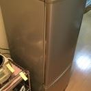 Panasonic冷凍冷蔵庫 NR-B172W-S 2009年モデル