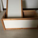 ❤︎ナチュラル系・木箱2つセット❤︎