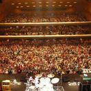10月2日ユニコーンチケット・名古屋センチュリーホール・