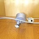 IKEAシーリングスポットライト&リモコン セット