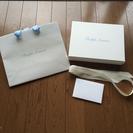 ラルフローレン ギフト箱、紙袋セット