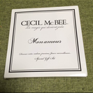 CECIL McBEE ギフトセット