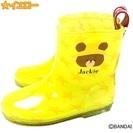 【新品・未使用・箱入り】長靴 16センチ 黄色 イエロー くまのが...