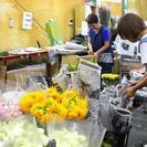 【週3・短時間】早朝スタッフ募集!生花の仕分け ■板橋区、和光市