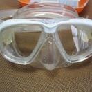 未使用 展示品 ダイビング スノーケリング マスク GULL ガル...