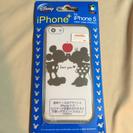 新品★iPhone5 ケース ディズニー ミッキー ミニー