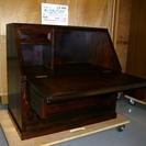 座りライティングデスク(2708-41)