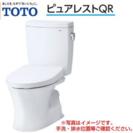 新品トイレ − TOTO ピュアレストQR CS230B+SH23...