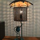 アジアンテイスト ランプ