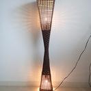 アジアン ランプ 間接照明 フロアスタンド ライト