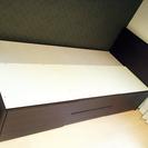 【取引完了】シングルベッド フレーム 枠 板橋区