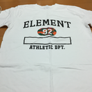 element Tシャツ