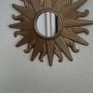 太陽のような鏡