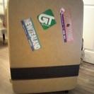 古いスーツケース【ありがとうございました!】