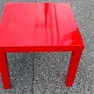【無料です】家具3点セット テーブル、ラック、デスク他