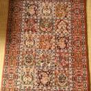 ウール100%の絨毯