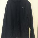 値下げ‼️新品未使用タグ付き ホリスター オールウェザージャケット