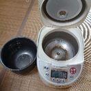 古い炊飯器5合炊き