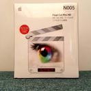 Final Cut Pro HD(バージョン4.5)と専用キーボード