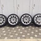 BMW E60/61 5シリーズ 純正Mスポーツ 18インチホイー...