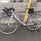 【新車購入後半年】ロードバイク フルCLRIS おまけ多数(サイク...