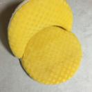 黄色の座椅子