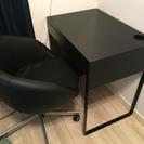 IKEA イケア ワークデスク/チェアセット