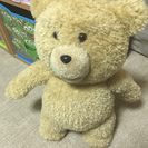 テッド ted しゃべるぬいぐるみ