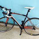 specializedロードバイク自転車赤黒白
