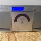 TOSIBA,TY-SDX50,ラジオつきのCDをSDCardに録...