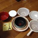 【交渉中】キッチン用品10点セット