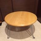 折り畳み式 テーブル(円卓)