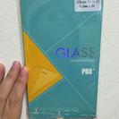 iPhone5s用ガラスフィルム