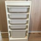 【取引中新規受付停止】Ikea収納家具