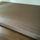 シングルマットレス付きベッド