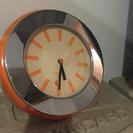 【終了】ダルトンのオレンジ時計