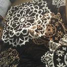 コタツ布団 花柄