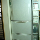三菱冷蔵庫 スリムタイプ4ドア