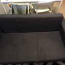 2人掛けソファベッド イケア IKEA