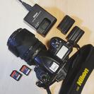 Nikon デジタル一眼レフカメラ D7000 18-105VR ...