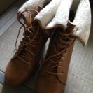 新品未使用 ブーツ LLサイズ