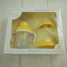 未使用 ミキハウス MIKI HOUSE トレーニングマグセット 哺乳瓶