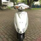 ホンダディオ (AF56 ) (50cc) 銀色